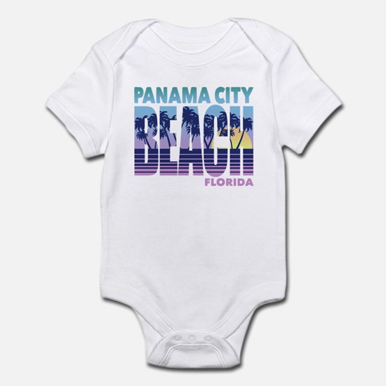 Panama City Beach Infant Bodysuit