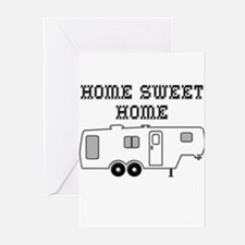 Home Sweet Home Fifth Wh Greeting Cards (Pk of 20)