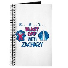 Blast Off with Zachary Journal