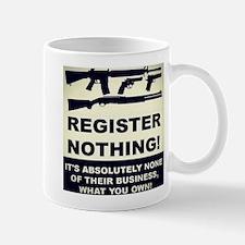 GUN FREEDOM Mugs