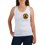 Don't Tread on Me-Circle Women's Tank Top