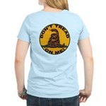 Don't Tread on Me-Circle Women's Light T-Shirt