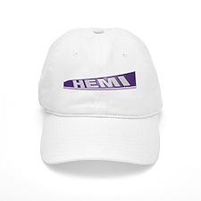 Purple Hemi Baseball Cap