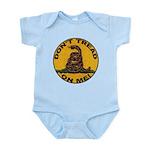 Don't Tread on Me-Circle Infant Bodysuit