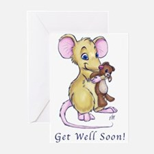 Mouse Greeting Cards
