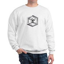 Metal Element Sweatshirt