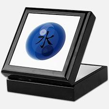 Water Element Keepsake Box