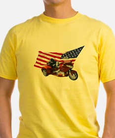 Old Glory Trike T-Shirt