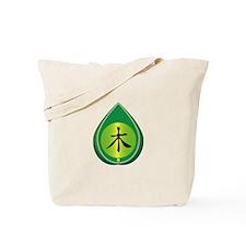 Wood Element Tote Bag