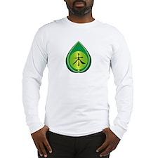 Wood Element Long Sleeve T-Shirt