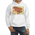 Flat S Carolina Hooded Sweatshirt