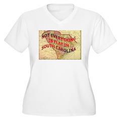 Flat S Carolina T-Shirt