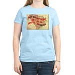 Flat S Carolina Women's Light T-Shirt