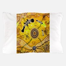 Funny Indigenous Pillow Case