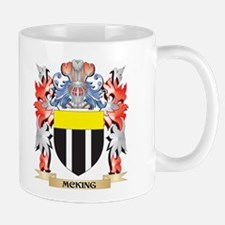 Mcking Coat of Arms - Family Crest Mugs