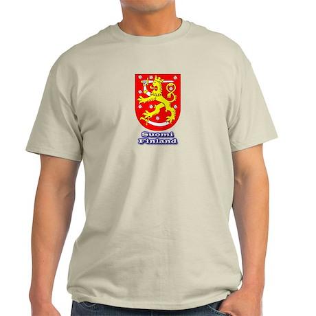 Finnish COA Light T-Shirt