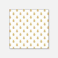 YOGA BEE Sticker