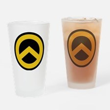 Cute Identity Drinking Glass