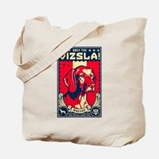 American Vizsla- Obey the V! Tote Bag