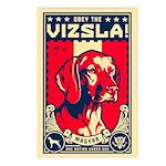 American Vizsla postcards (Pack of 8)