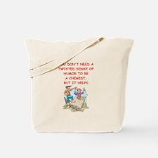 chemist Tote Bag