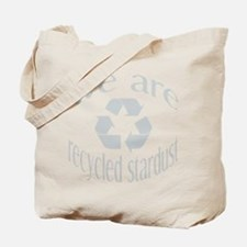 Recycled Stardust Tote Bag