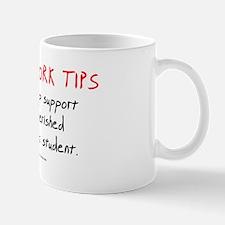 Social Work Tips-Students Mug