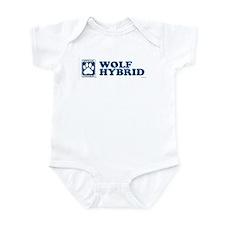 WOLF HYBRID Infant Bodysuit