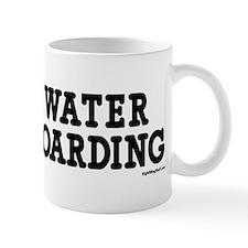 I Love Water Boarding Mug