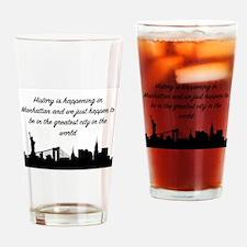 Greatest City Drinking Glass