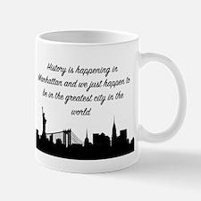 Greatest City Small Small Mug