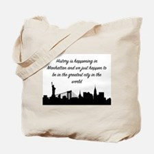 Greatest City Tote Bag