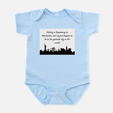 Greatest City Infant Bodysuit