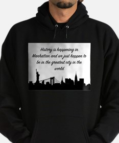 Greatest City Hoodie (dark)