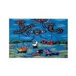 Flying Kites Magnets (10 pack)