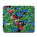 Village Procession Mousepad