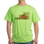 Flat Virginia Green T-Shirt
