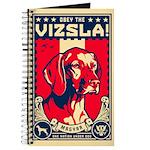 American Vizsla- Obey the V! Journal