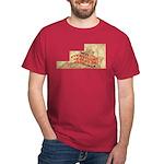 Flat Virginia Dark T-Shirt