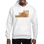 Flat Virginia Hooded Sweatshirt