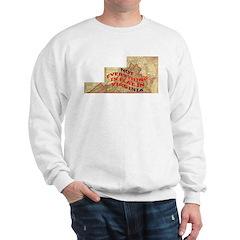 Flat Virginia Sweatshirt