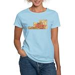 Flat Virginia Women's Light T-Shirt