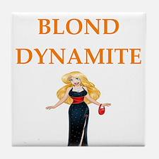 dynamite Tile Coaster
