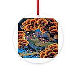 Autumn Nights Ornament (Round)