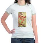 Flat Delaware Jr. Ringer T-Shirt