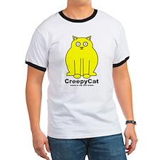 Creepy Cat T