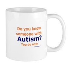 Do you know Autism Mug
