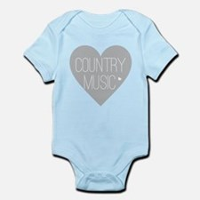 Country Music Love Body Suit