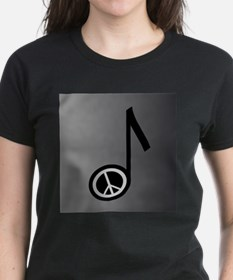 Peace note Tee