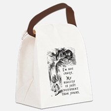 All Canvas Lunch Bag